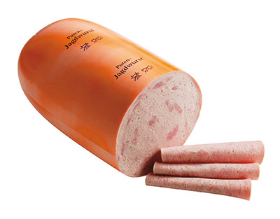 Salama Turkey Mortadella Bavarian Style Salama The